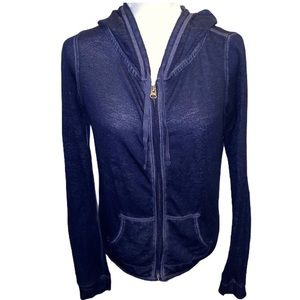 SO Authentic American Heritage Blue Zip Up Jacket